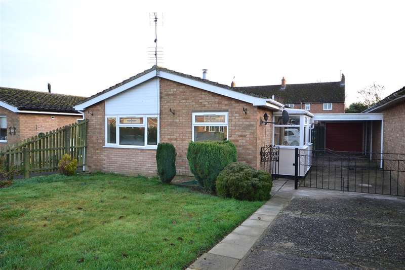 2 Bedrooms Bungalow for sale in Archers Avenue, Feltwell