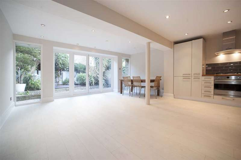 2 Bedrooms Flat for sale in Godolphin Road, Shepherd's Bush