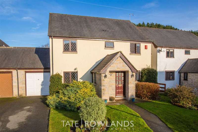 4 Bedrooms Detached House for sale in Llys Y Pentre, Afonwen