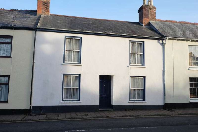2 Bedrooms Cottage House for sale in Newport, Barnstaple