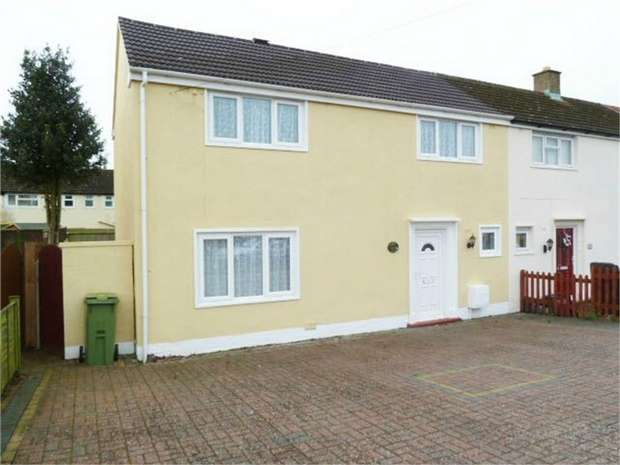 3 Bedrooms Semi Detached House for sale in Ismay Road, Cheltenham, Gloucestershire