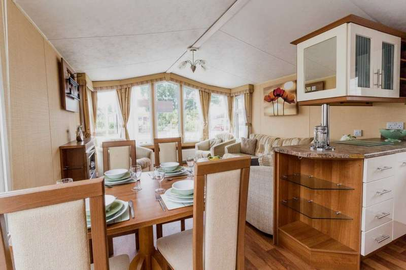 3 Bedrooms Caravan Mobile Home for sale in Dawlish, Devon