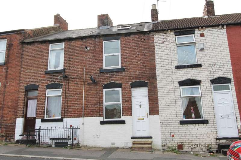 3 Bedrooms Terraced House for sale in Beech Street, Barnsley, S70 4HT