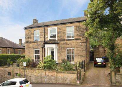 4 Bedrooms Detached House for sale in Northumberland Road, Broomhill, Sheffield