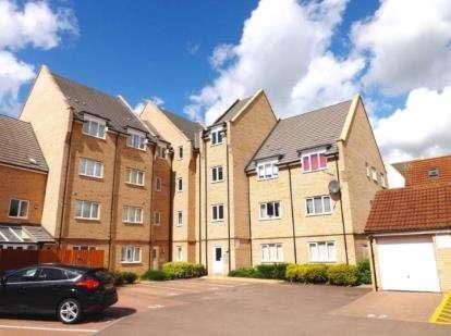 2 Bedrooms Flat for sale in Bevington Way, Eynesbury, St. Neots, Cambridgeshire