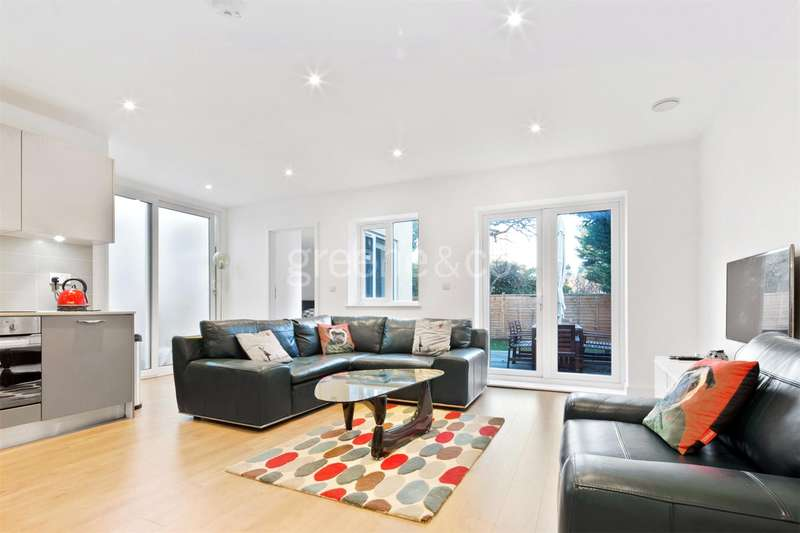 2 Bedrooms Flat for sale in Hendon Way, Child's Hill, London, NW2