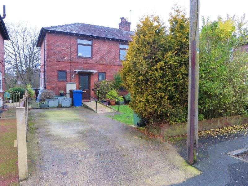 3 Bedrooms Semi Detached House for sale in Brooks Avenue, Radcliffe, M26 4HQ