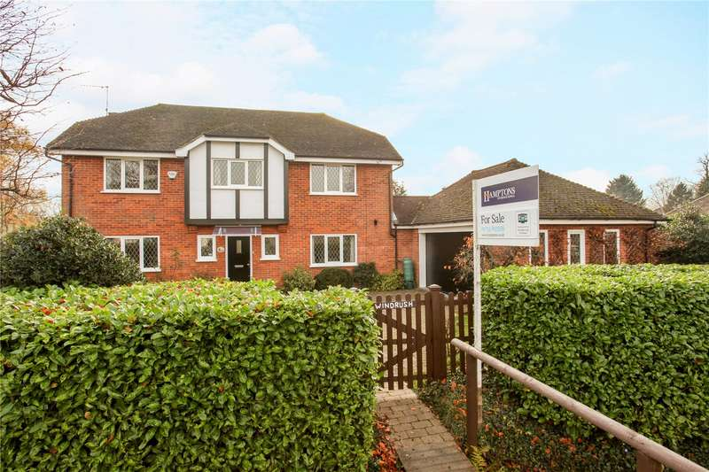 4 Bedrooms Detached House for sale in Village Road, Dorney, Windsor, SL4
