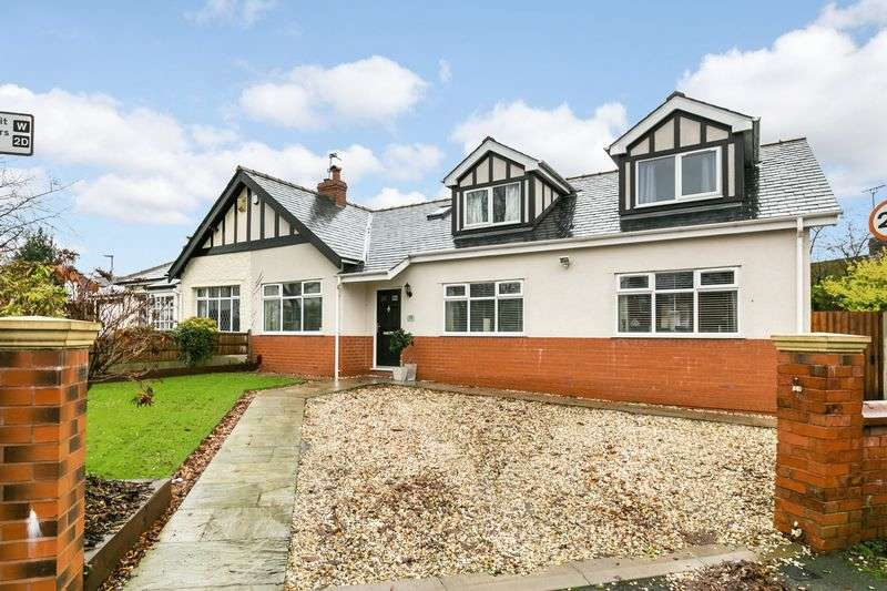 4 Bedrooms Semi Detached House for sale in Wordsworth Avenue, Swinley, WN1 2PH