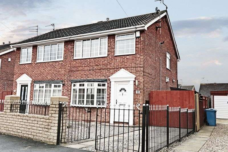 3 Bedrooms Semi Detached House for sale in Waterdale, Hull