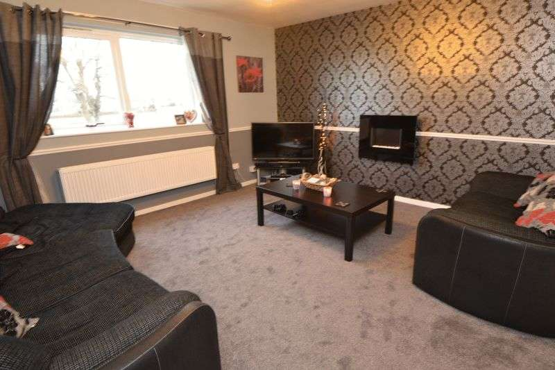 2 Bedrooms Flat for sale in Tanners Garth, Alnwick