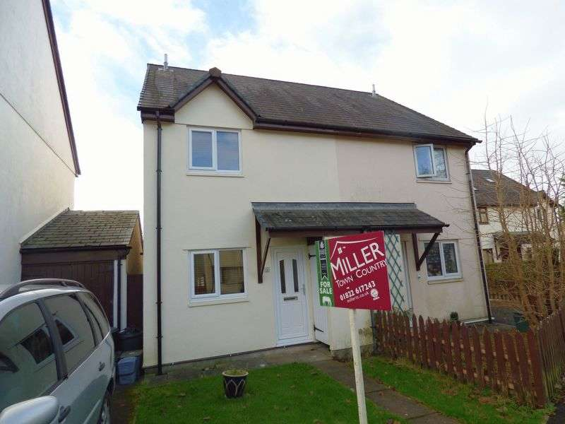 2 Bedrooms Semi Detached House for sale in Tavistock