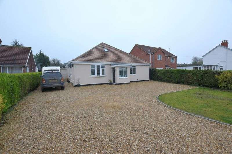4 Bedrooms Detached House for sale in Fen Road, Washingborough, Lincoln