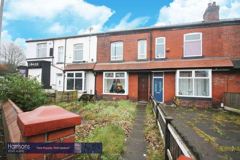 3 Bedrooms Terraced House for sale in Bury Road, Breightmet, Bolton, Lancashire.