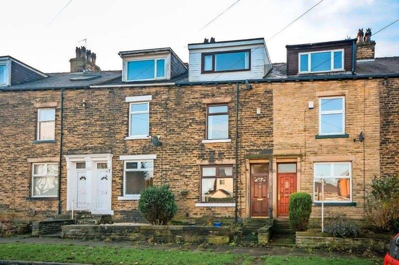 4 Bedrooms House for sale in Blakehill Terrace, Bradford