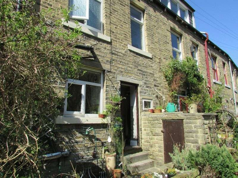2 Bedrooms Terraced House for sale in Groudle Glen, Hebden Bridge