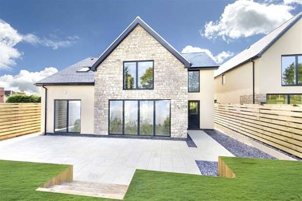 4 Bedrooms Detached House for sale in The Old Orchard, Trudoxhill