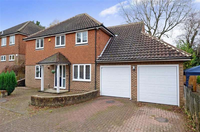 4 Bedrooms Detached House for sale in Rodwell, Crowborough, East Sussex