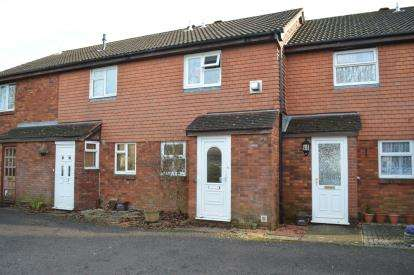 2 Bedrooms Terraced House for sale in Muscliff, Bournemouth, Dorset