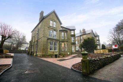 2 Bedrooms Flat for sale in College View, 21 College Road, Buxton, Derbyshire