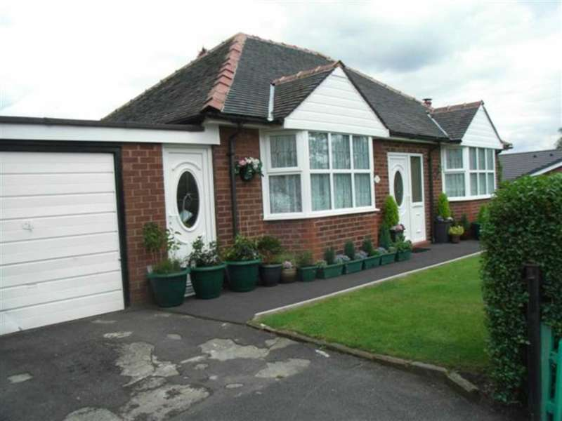 2 Bedrooms Bungalow for sale in Gibraltar Lane, Denton