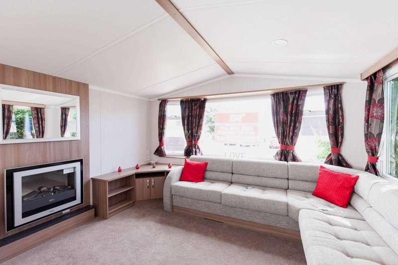 3 Bedrooms Caravan Mobile Home for sale in Winchelsea Beach, East Sussex