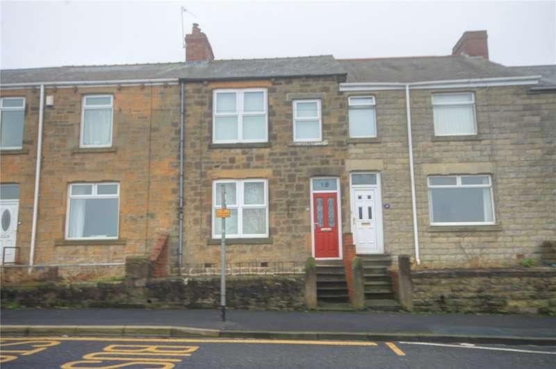3 Bedrooms Terraced House for sale in Swinburne Terrace, Dipton, Stanley, DH9