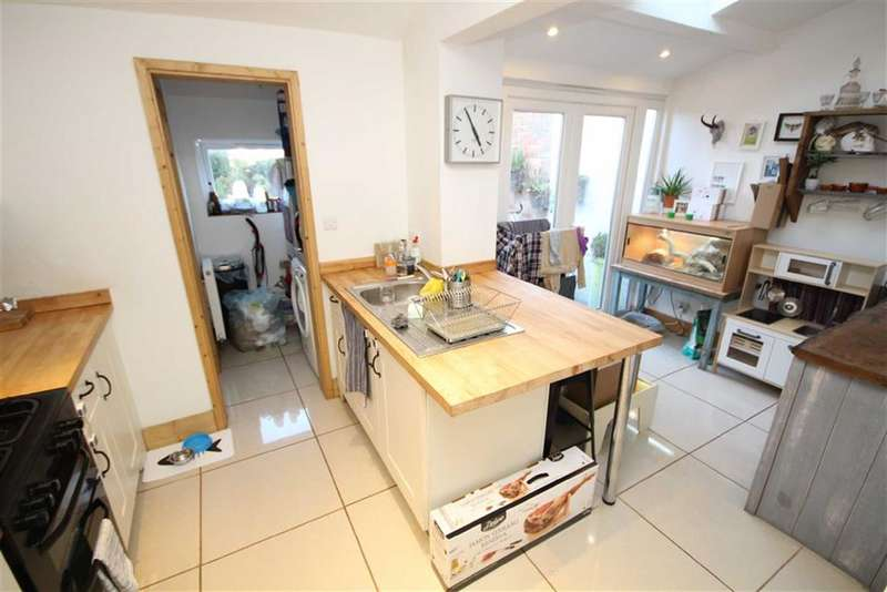 2 Bedrooms Property for sale in South Street, Old Town, Swindon