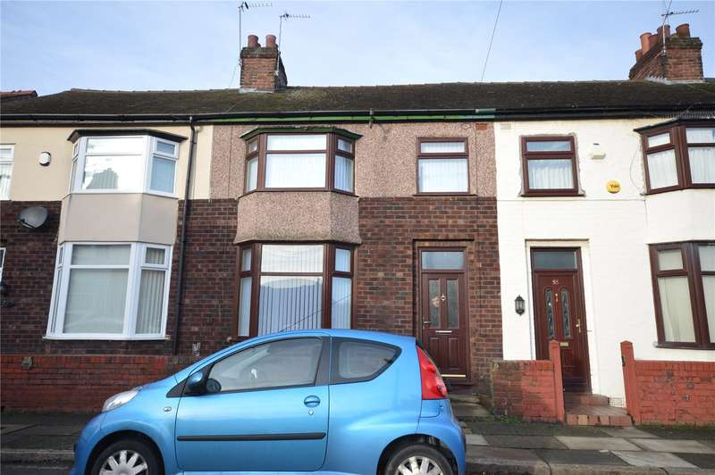 3 Bedrooms Terraced House for sale in Boxdale Road, Mossley Hill, Liverpool, L18