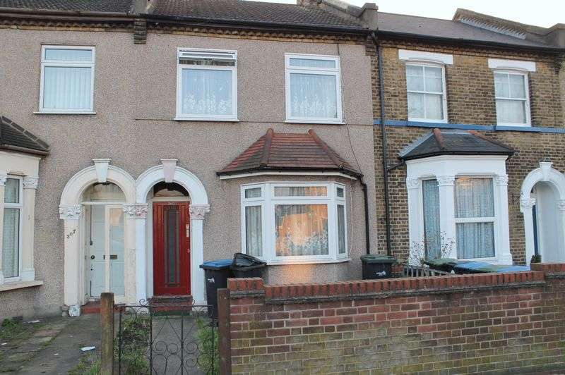 3 Bedrooms Terraced House for sale in Ordnance Road, Enfield