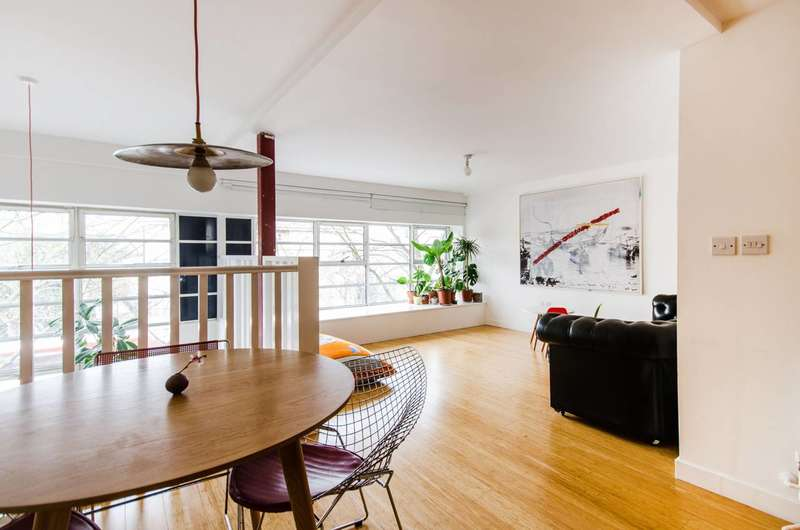 2 Bedrooms Flat for sale in Peckham Road, Peckham, SE15