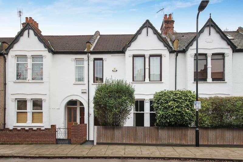 3 Bedrooms Flat for sale in Darwin Road, London