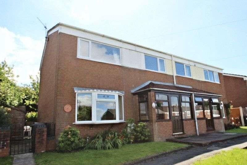 3 Bedrooms Semi Detached House for sale in Walton Grove, Stoke-On-Trent