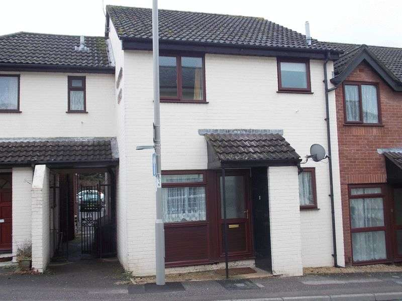 1 Bedroom Terraced House for sale in Oakfield Court, Blandford Forum
