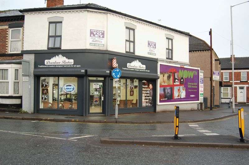 Property for sale in Claughton Road, Birkenhead