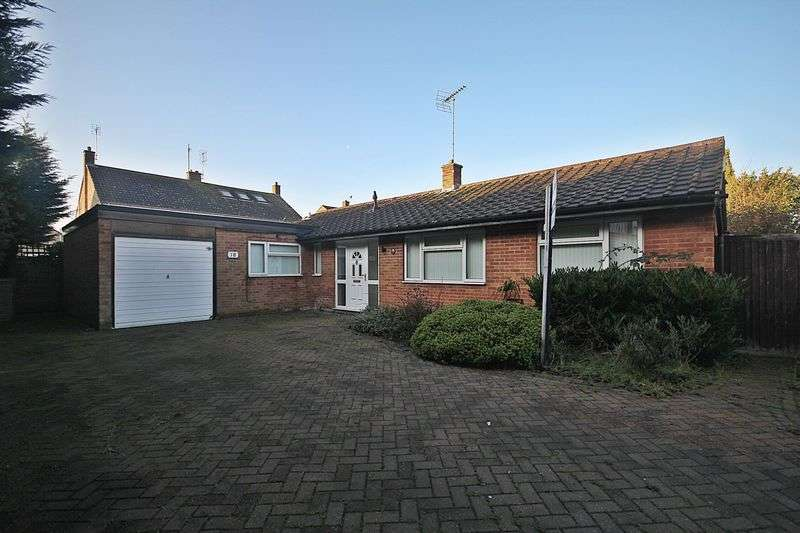 3 Bedrooms Detached Bungalow for sale in Westoning