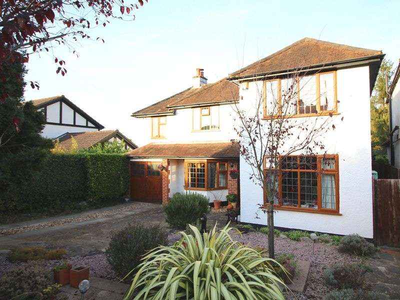 4 Bedrooms Detached House for sale in Purley Downs Road, Sanderstead, Surrey