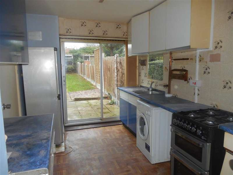 2 Bedrooms Terraced House for sale in Curling Tye, Basildon, Essex