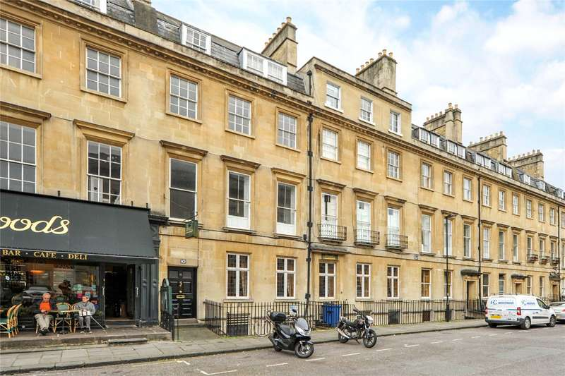 2 Bedrooms Flat for sale in Alfred Street, Bath, BA1