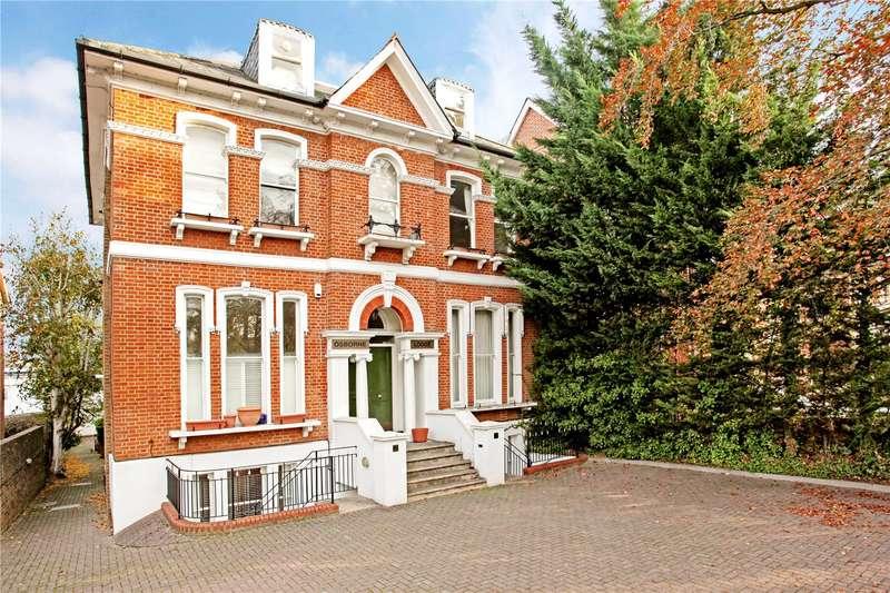 2 Bedrooms Flat for sale in Osborne Lodge, 92 Osborne Road, Windsor, Berkshire, SL4