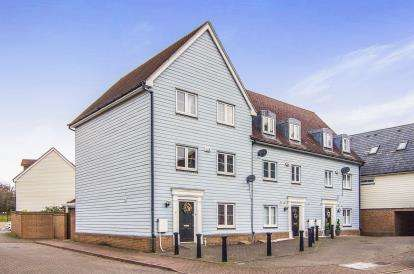 4 Bedrooms End Of Terrace House for sale in Chafford Hundred, Grays, Essex