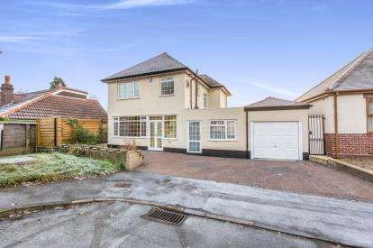 4 Bedrooms Detached House for sale in Charlemont Crescent, West Bromwich, West Midlands