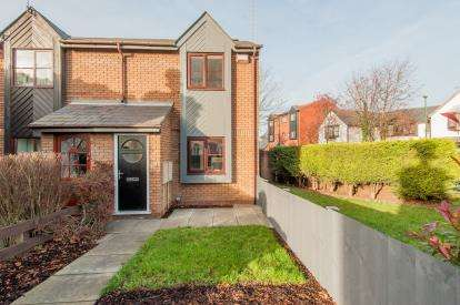 1 Bedroom Semi Detached House for sale in Quayside Close, Turneys Quay, Nottingham
