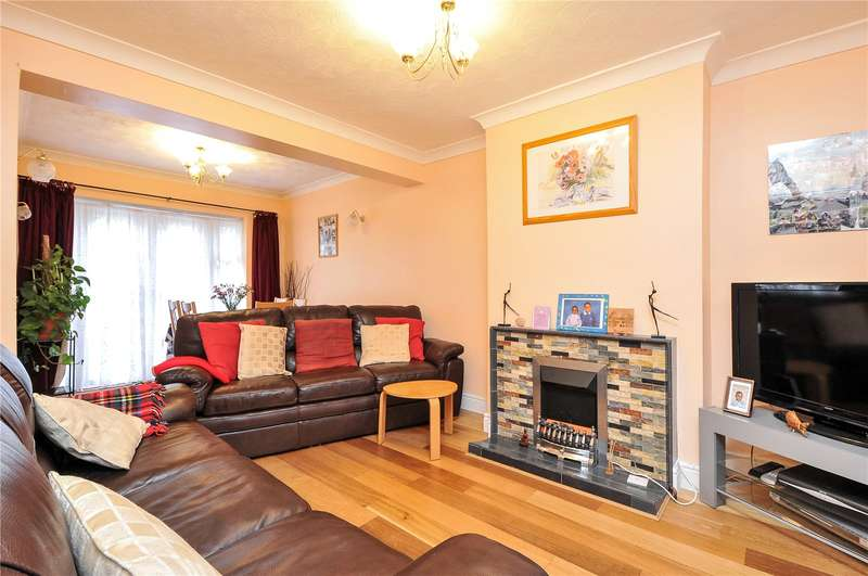 5 Bedrooms Semi Detached House for sale in Arundel Drive, South Harrow, Harrow, HA2