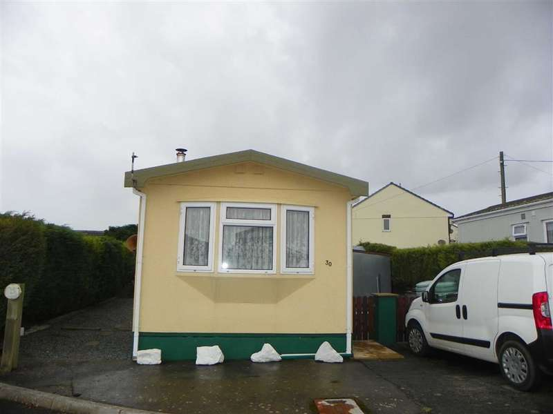 2 Bedrooms Property for sale in Hill Farm Park, Pembroke Dock
