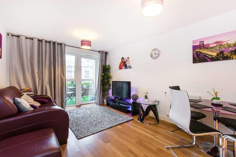 1 Bedroom Flat for sale in Whitestone Way, Croydon, CR0