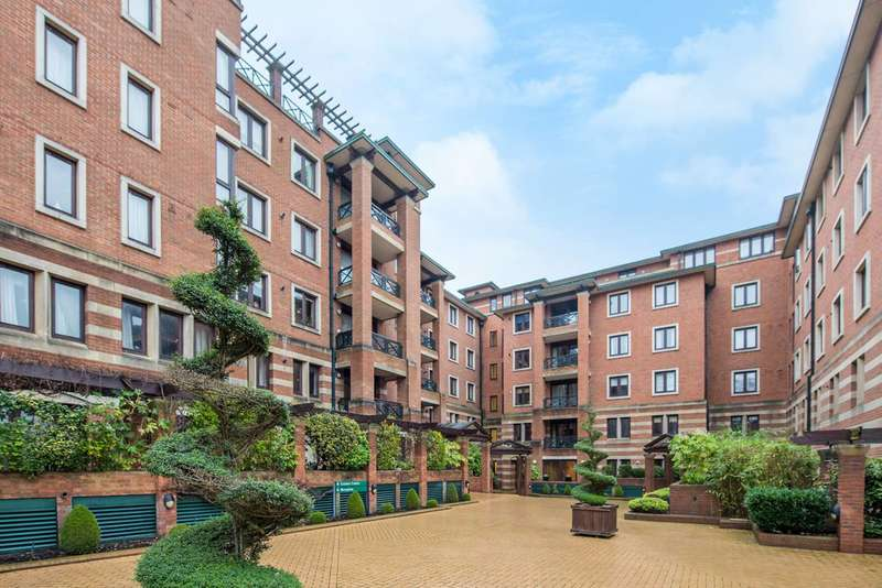 2 Bedrooms Flat for sale in Chasewood Park, Harrow on the Hill, HA1