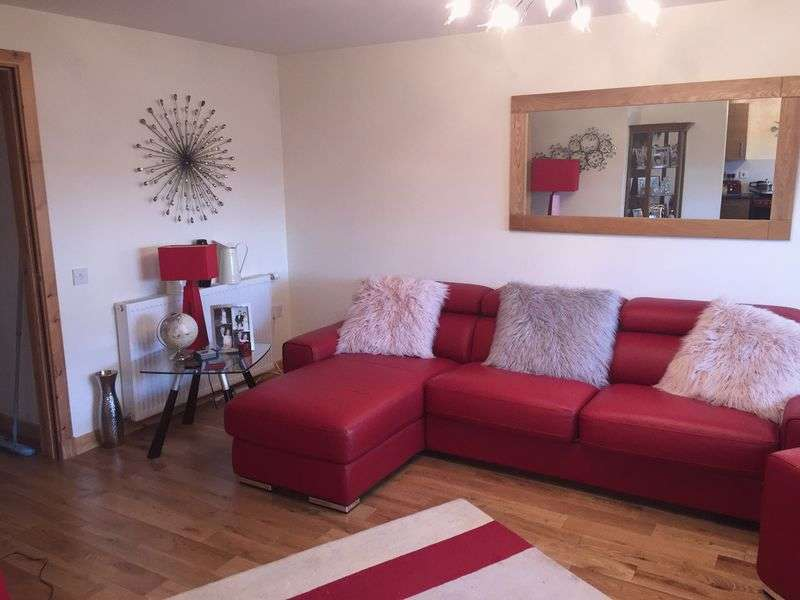 2 Bedrooms Flat for sale in Woodlands Brae, Inverness