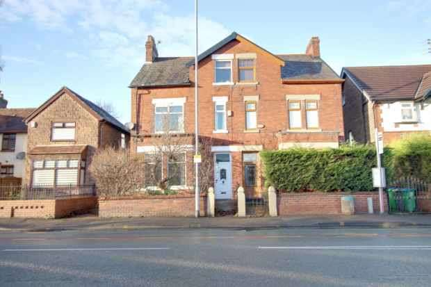 4 Bedrooms Semi Detached House for sale in Rochdale Road, Manchester, Lancashire, M24 2PR