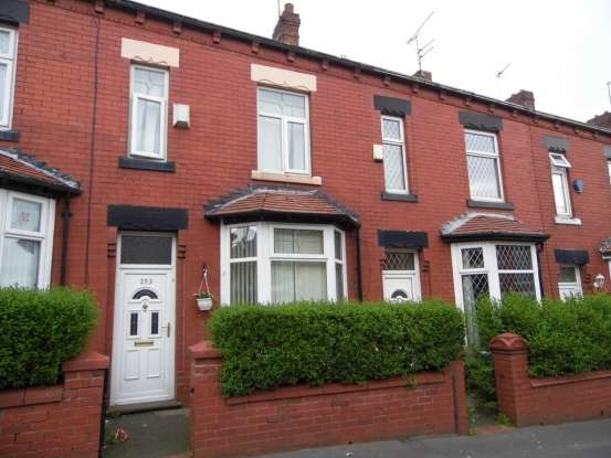 3 Bedrooms Terraced House for sale in Copster Hill Road, Oldham, Lancashire, OL8 3DE